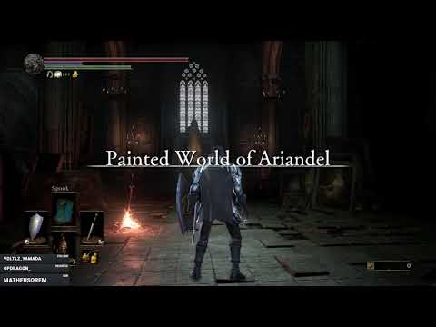 Dark Souls 3 - First Experience - Day 6 (Sister Friede & Demon Prince)