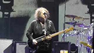The Cure - Pictures of You - Live Budapest 27.10.2016