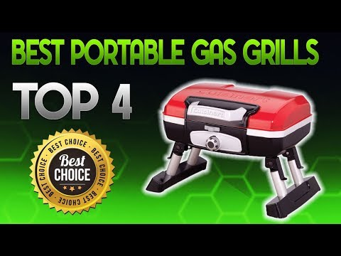 Best Portable Gas Grills 2020 - Portable Gas Grill Review
