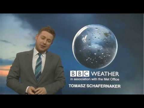 Storm Doris Forecast BBC Weather 22/2/17