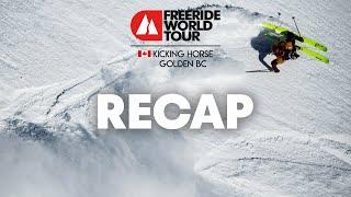 FULL HIGHLIGHTS from Kicking Horse | Freeride World Tour 2020