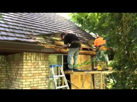 Bay / Bow Window Roof Design Construction - Tudor style ...