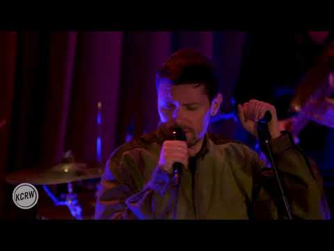 """Rhye performing """"Count To Five"""" Live on KCRW"""