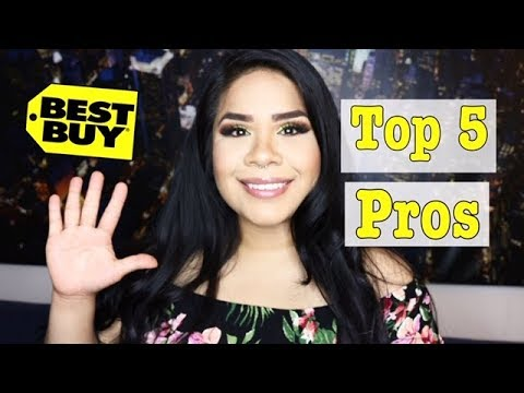 5 PROS TO WORKING AT BESTBUY