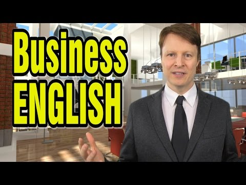 Top 10 Business English Vocabulary | Learn English with Dialogue |