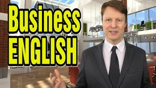 Top 10 Business English Vocabulary   Learn English with Dialogue  