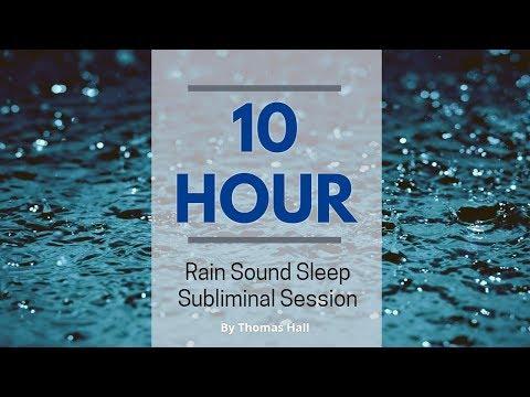 Stop Being Jealous - (10 Hour) Rain Sound - Sleep Subliminal - By Thomas Hall