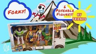 Історія Іграшок 4 Іграшки ! Історія іграшок 4 РВ друзів 6 шт