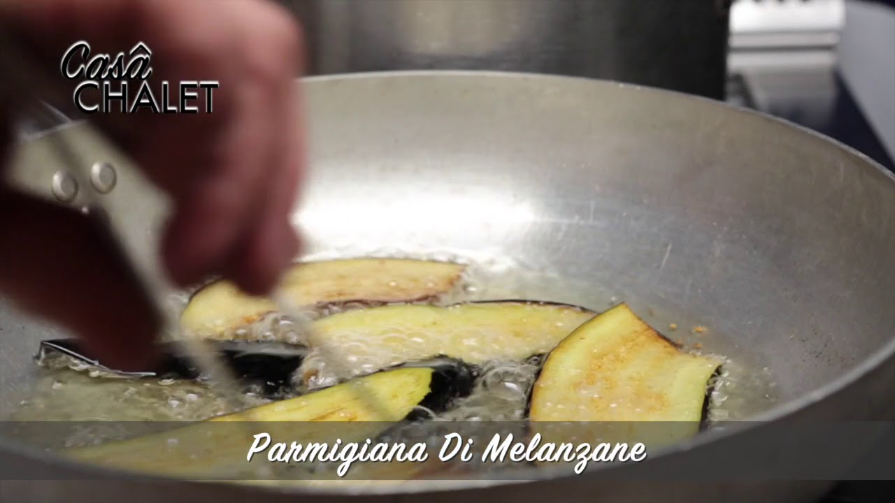 La ricetta della parmigiana di melanzane il piatto
