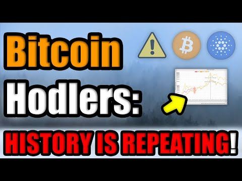 ALERT: History is Repeating for Cryptocurrency Hodlers into May 2021   Cardano & Litecoin UPDATE!