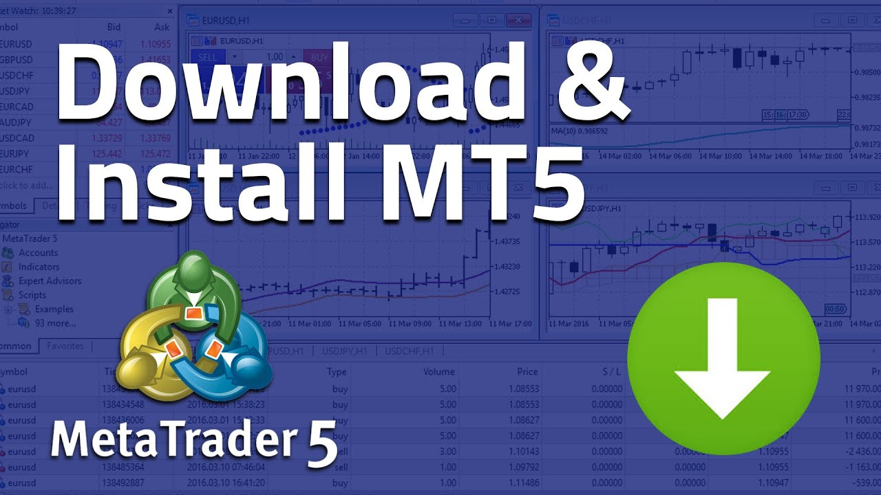 Metatrader 5 Download Chip