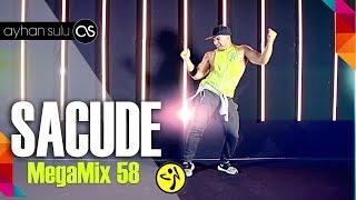 Zumba SACUDE - MegaMix 58 //  by A. SULU