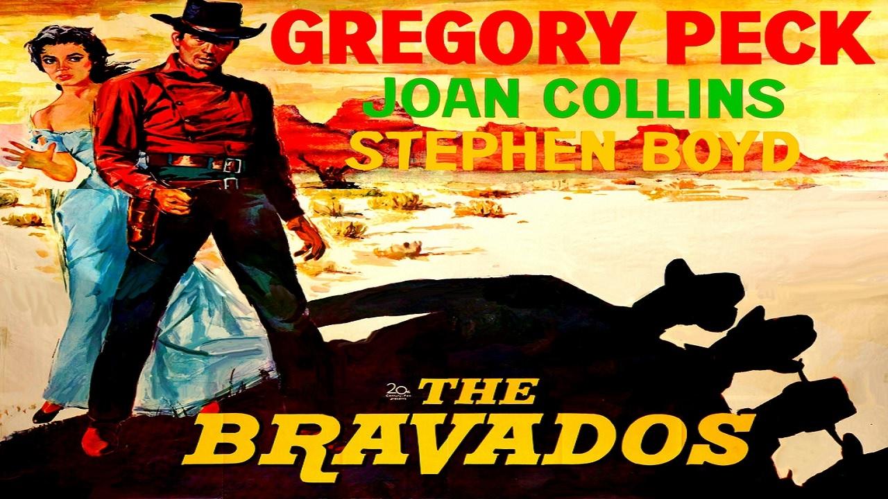 The Bravados : Drama, Western (1958)