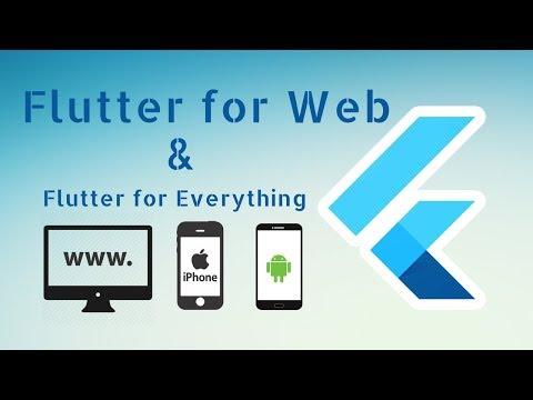 Download & Install Flutter for Web on Windows 10 - Flutter Web