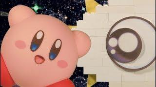 Kirby VS Kracko