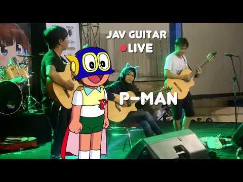 P-Man (cover by JAV GUITAR)