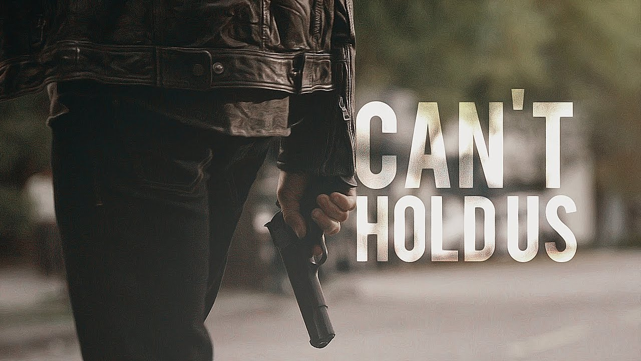 Multifandom | Can't Hold Us