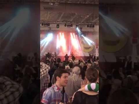 Flogging Molly AC Beerfest 2017