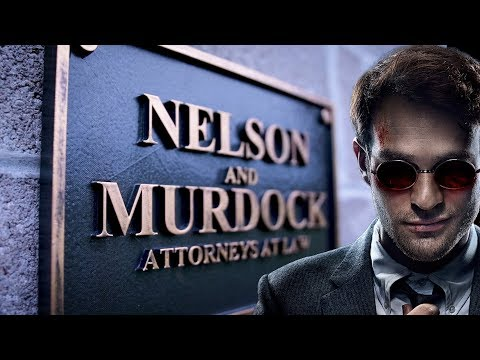 Nelson and Murdock Attorneys At Law Sign Replica Prop | Daredevil | 3D Printed