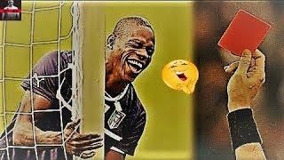 Futbolda En Komik Kırmızı Kartlar ⚫ Funny Red Cards in Football ✌️