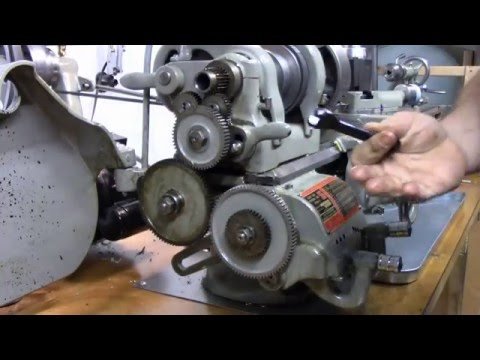 Metric Threading on an Imperial Lathe