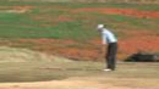 OHSSE Golf Tee Shot Hits Photographer on top of the Head !!!