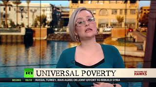 Nestlé in Hot Water & Indentured Journalism | Watching the Hawks on RT America |