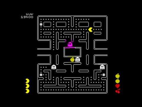 Pac-Man Arcade Emulator Walkthrough, ZX Spectrum