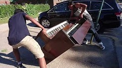 How Not To Move A Piano