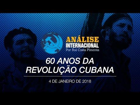 Análise Internacional nº32 | 60 anos da Revolução Cubana