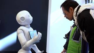 Pepper: the Revolutionary Robot That Will Wow Your Guests