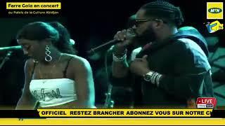 Download Ferre Gola - Live Au Palais de la Culture ( Abidjan )