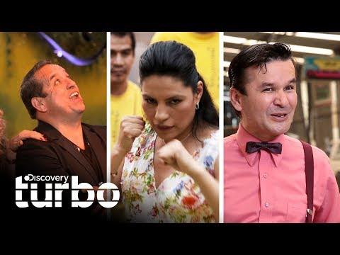 Os clientes exclusivos do Martín Vaca | Oficina de Sonhos | Discovery Turbo Brasil