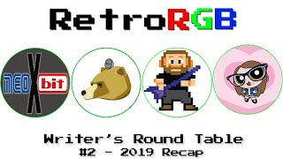 RetroRGB Writer's Podcast #2 - 2019 In Review