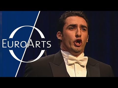 Charles Castronovo: Franz Lehár - Das Land des Lächelns   Berlin Opera Night (2003)