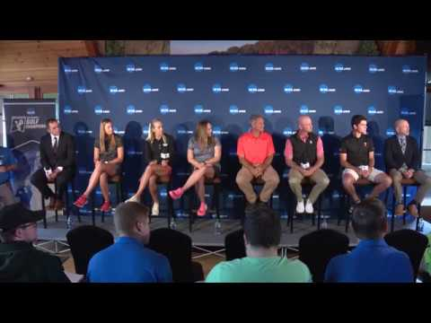 NCAA Golf Opening Press Conference (05.03.18)