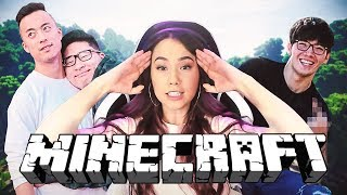 I CAN SEE THE FUTURE! | Minecraft with friends