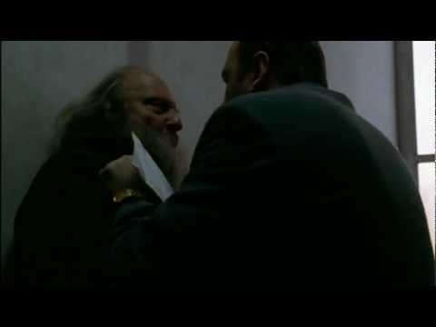 Tony threatens Teittleman  The Sopranos HD