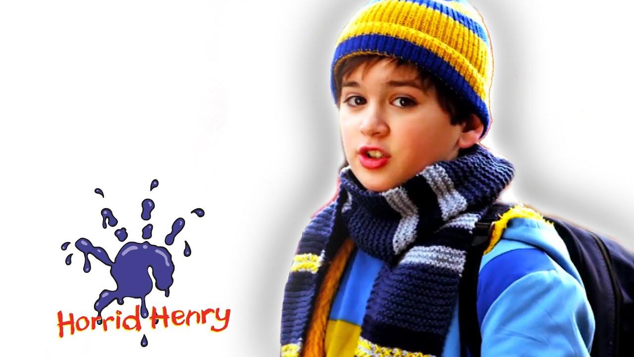 Horrid Henry Behind The Scenes Of Horrid Henry The Movie