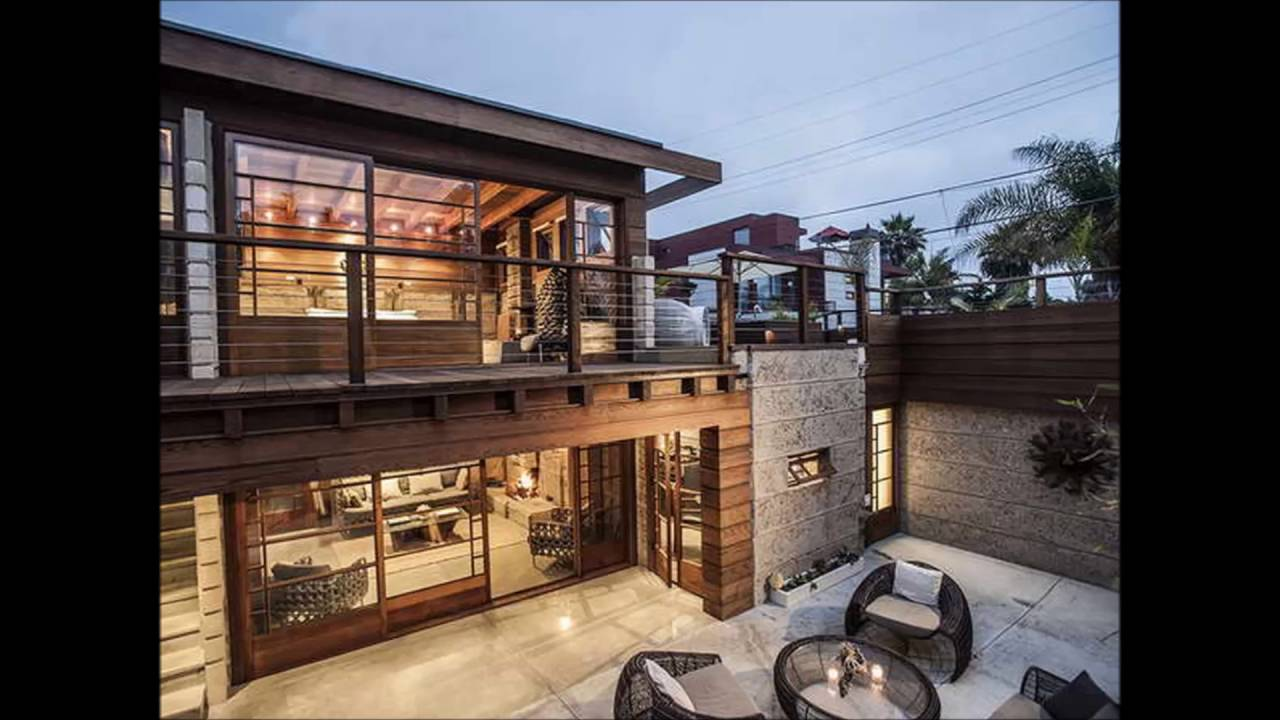 Modern Industrial House