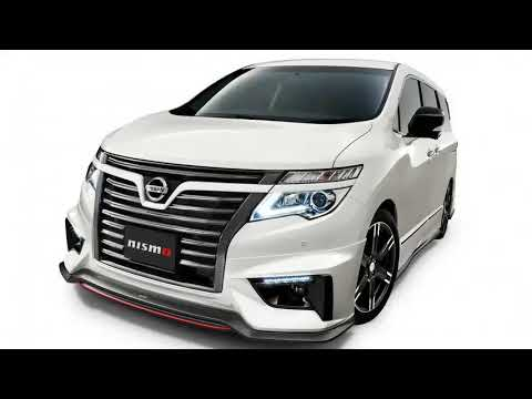 Nissan Elgrand Nismo review a Japanese sports MPV