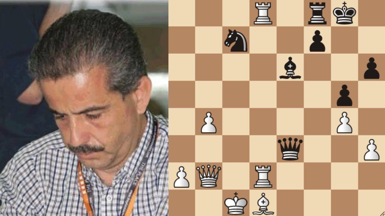 كش مات فنية - نقلات شطرنج ذهبية 3
