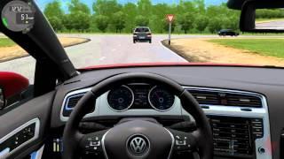 City Car Driving - Volkswagen Golf GTI Revo-Stage 3 K04 Turbo + (Download link)