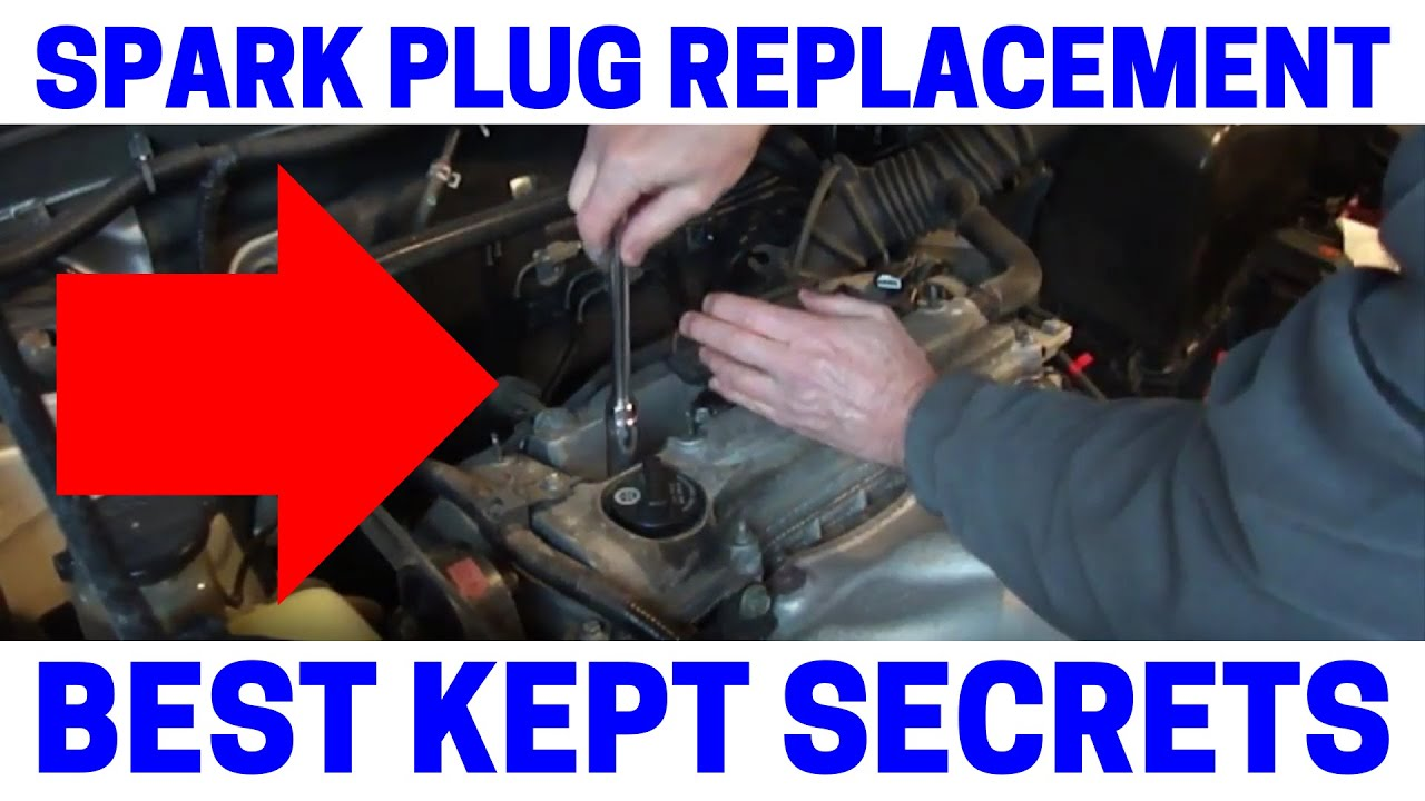 how to replace your toyota camry spark plugs youtube. Black Bedroom Furniture Sets. Home Design Ideas