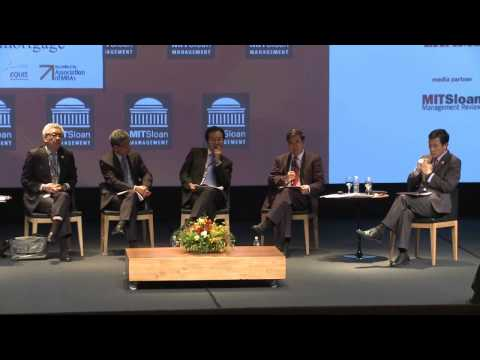MIT Sloan Latin America-China Conference: Panel 2 – Growth Prospects in China