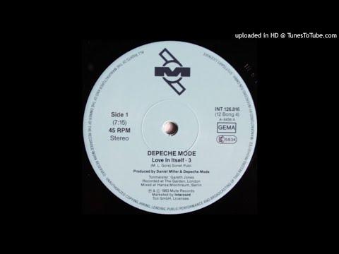 Depeche Mode • Love In Itself ∙ 3 [12'' ᴠᴇʀꜱɪᴏɴ]