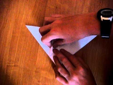 Оригами Видео урок #1 Коварная