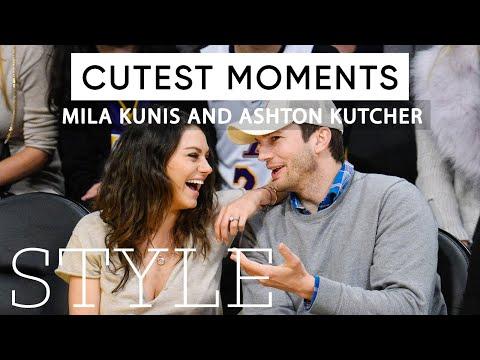 Ashton Kutcher and Mila Kunis's cutest moments | The Sunday Times Style