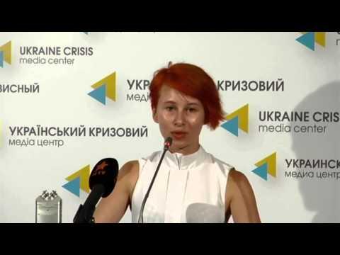 Volunteer battalions. Ukraine Crisis Media Center, 14th of August 2014