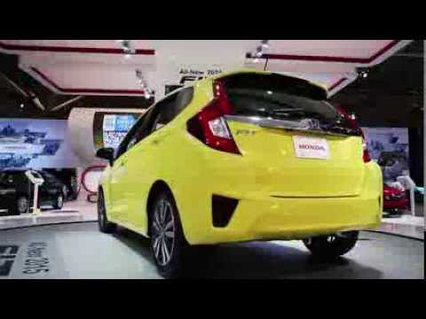 The All-New 2015 Honda Fit - Exterior Styling